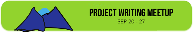 project writing meetup